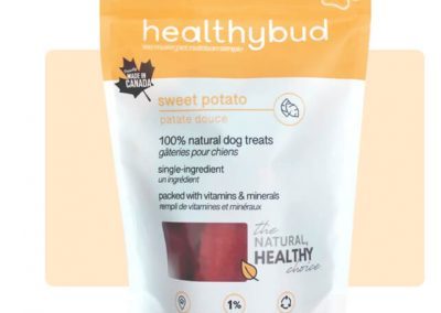 healthybud dog treats toronto